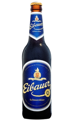 Eibauer black beer